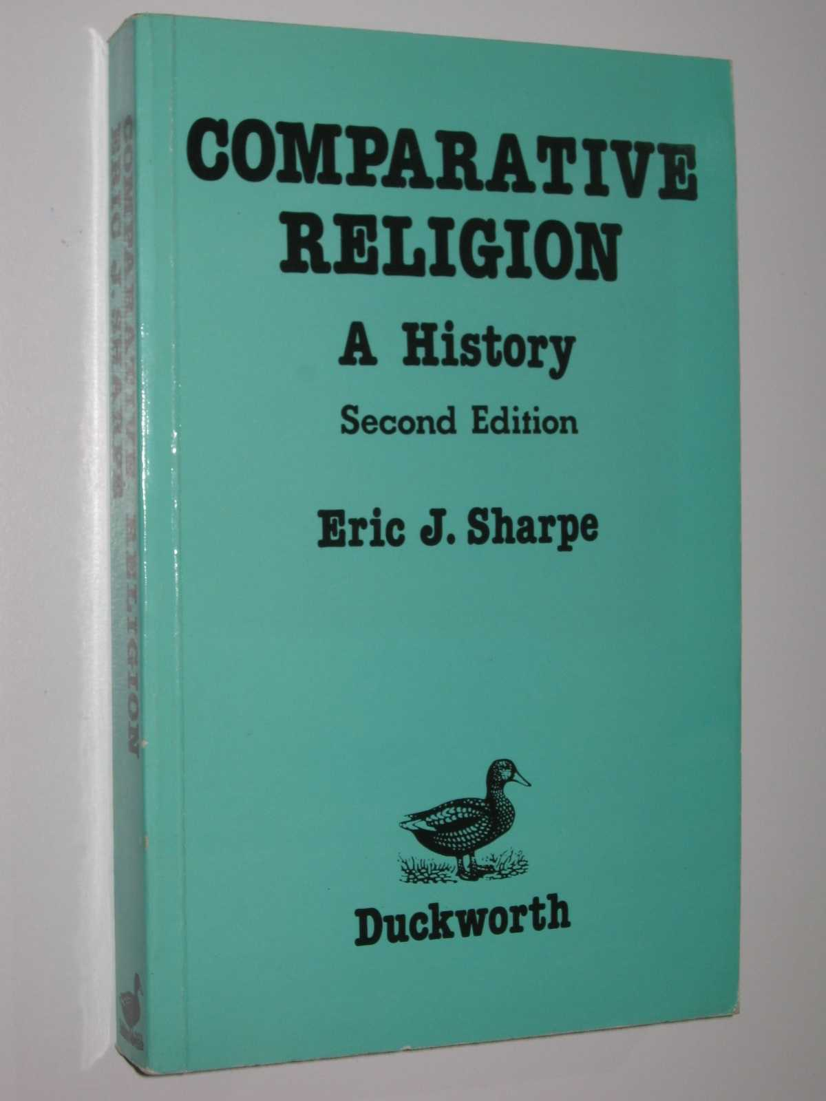 Image for Comparative Religion: A History