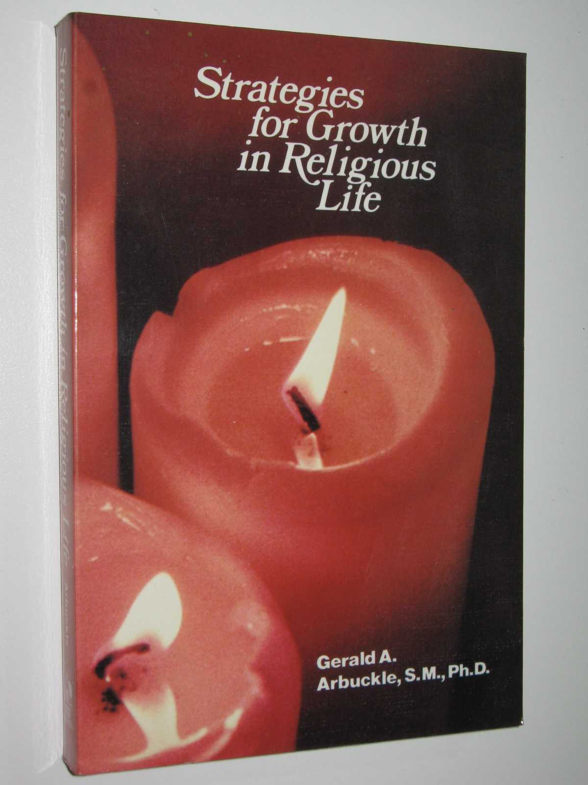 Image for Strategies for Growth in Reigious Life