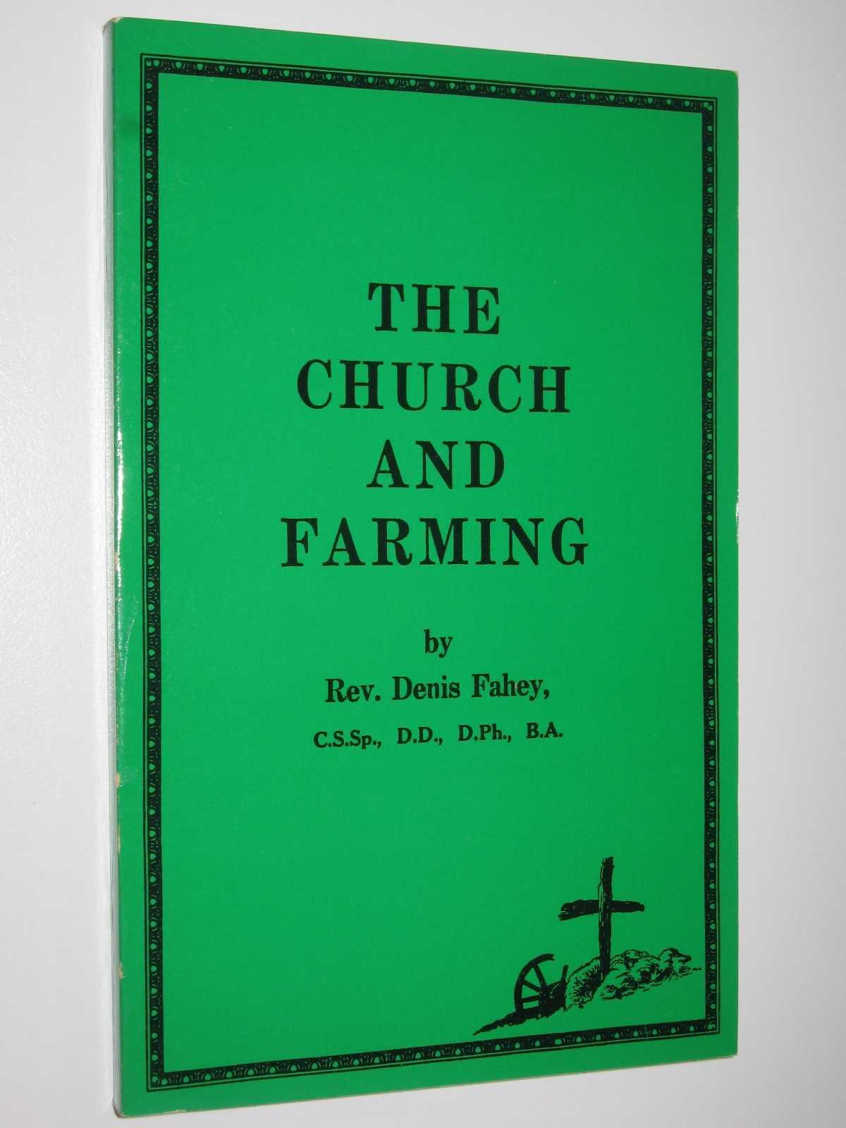 Image for The Church and Farming
