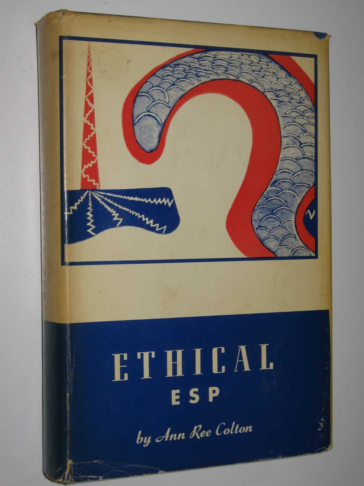 Image for Ethical ESP