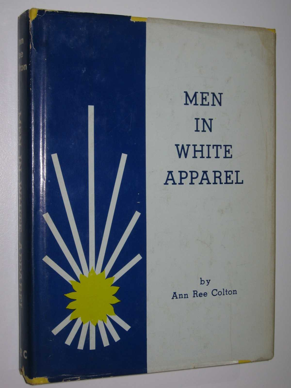 Image for Men in White Apparel