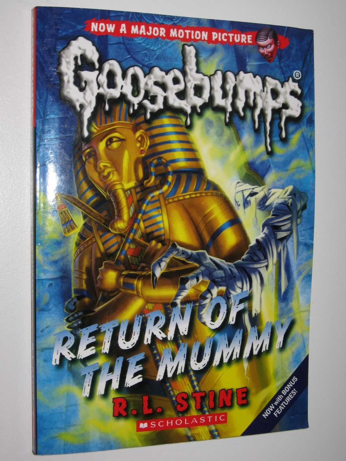 Image for Return Of The Mummy - Goosebumps Series