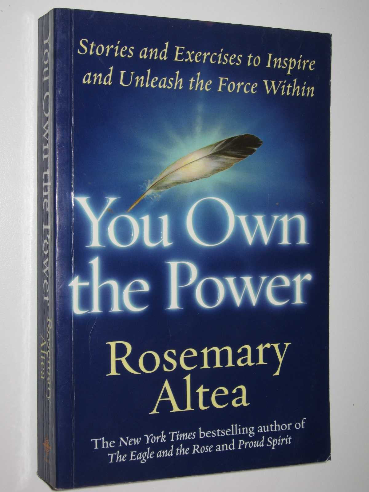 Image for You Own the Power : Stories and Exercises to Inspire and Unleash the Force Within