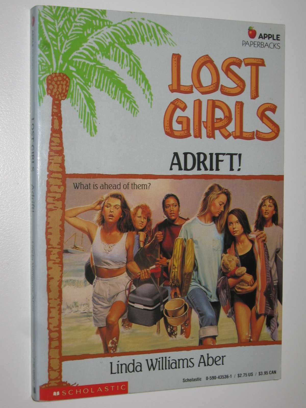 Image for Adrift! - Lost Girls Series #1