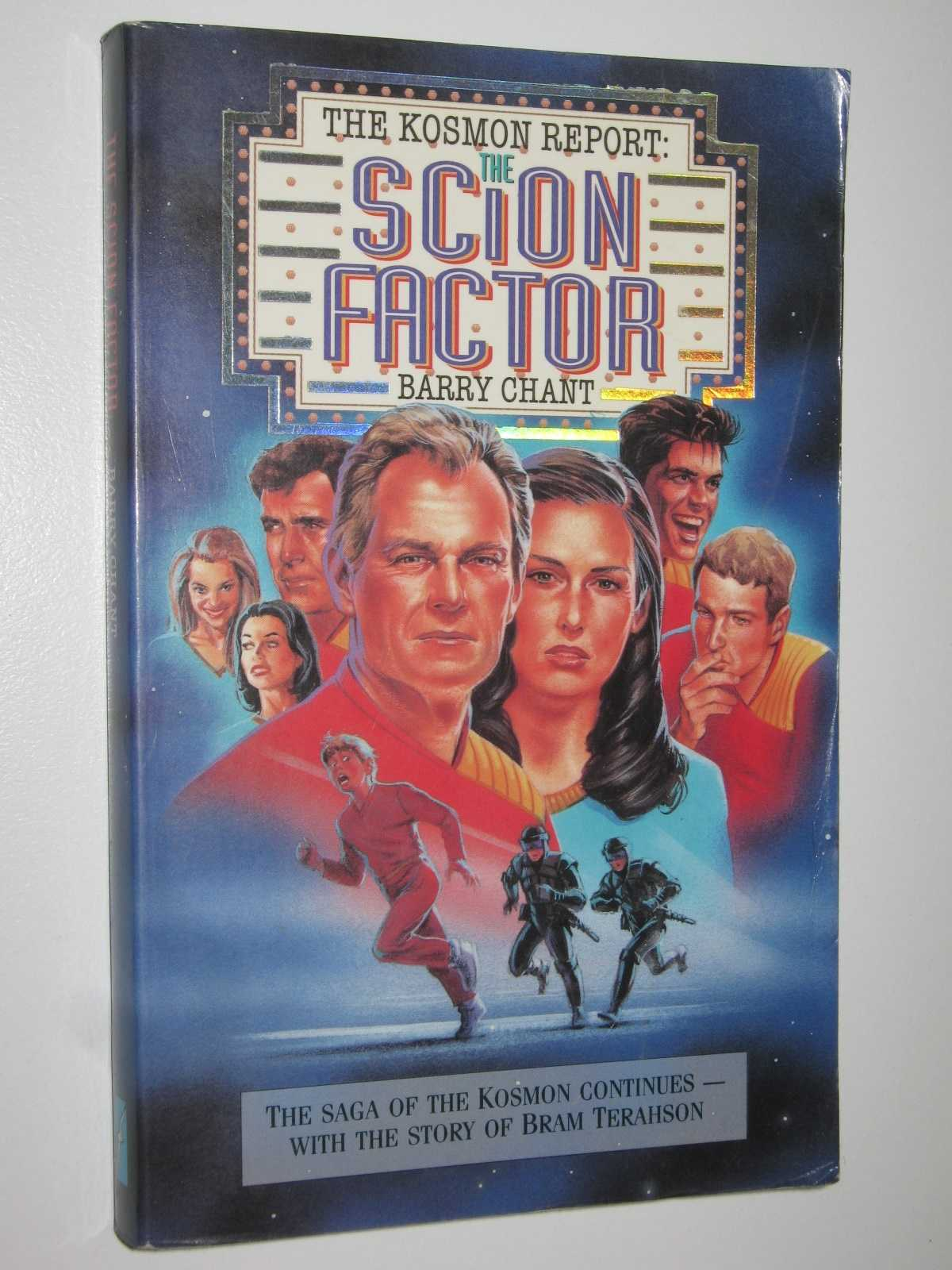 Image for The Scion Factor - The Kosmon Report Series #2