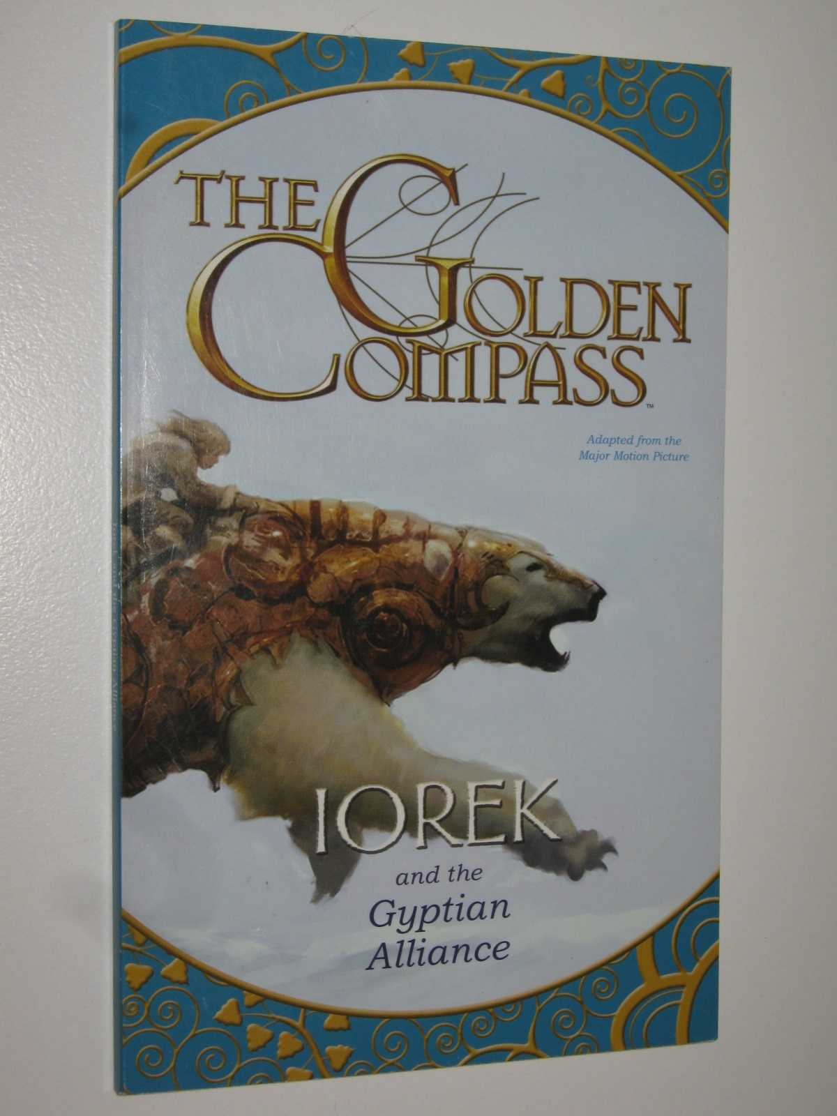 Image for Iorek and the Gyptian Alliance - The Golden Compass: Series