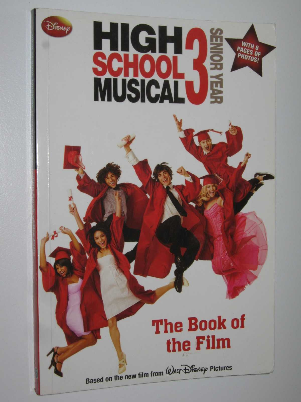 Image for High School Musical 3 : Senior Year (The Book of the Film)