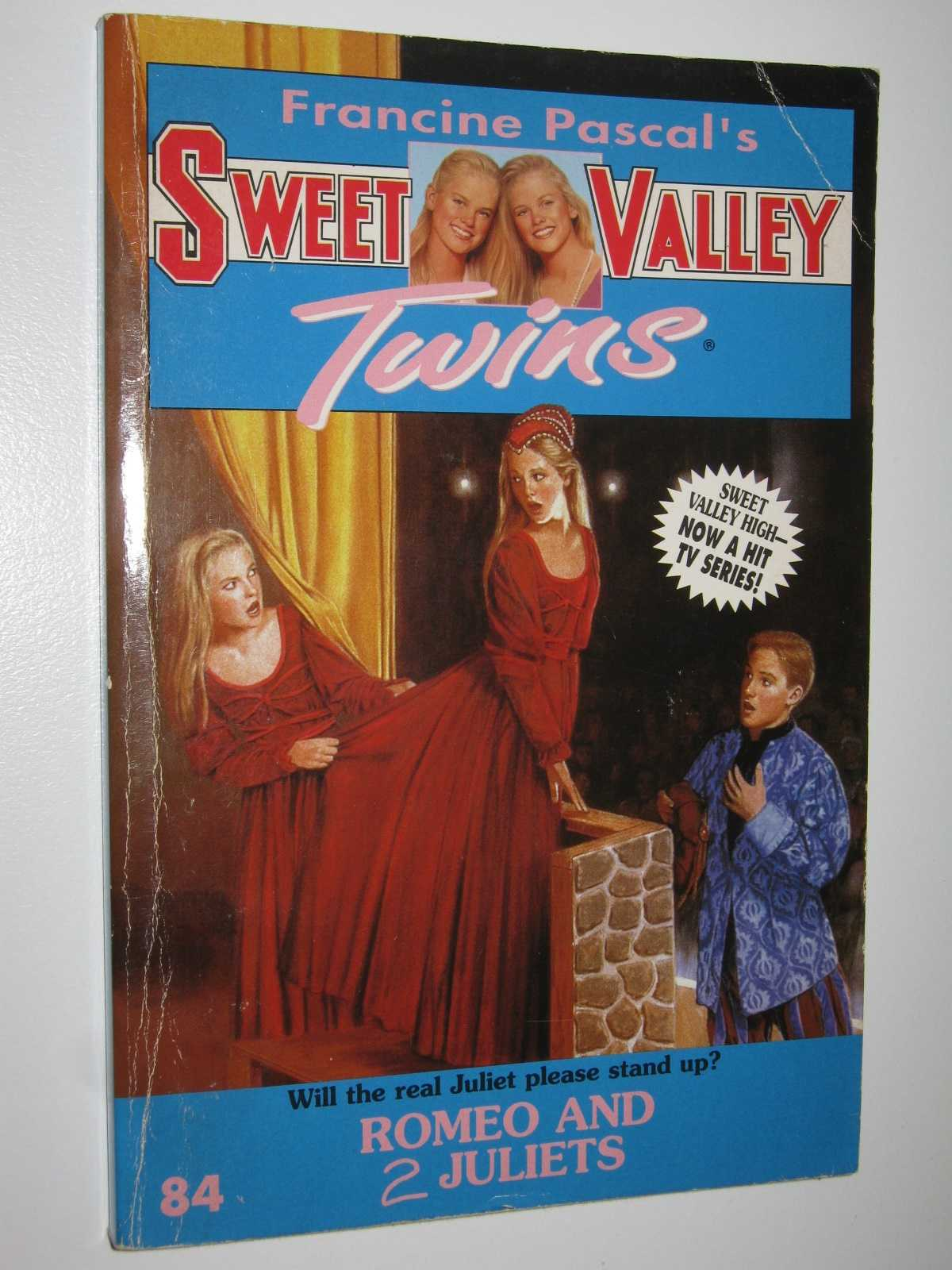 Image for Romeo and 2 Juliets - Sweet Valley Twins Series #84