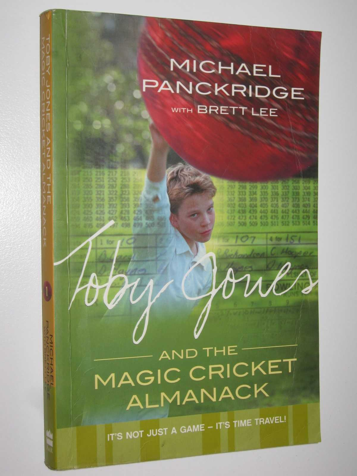 Image for Toby Jones and the Magic Cricket Almanack