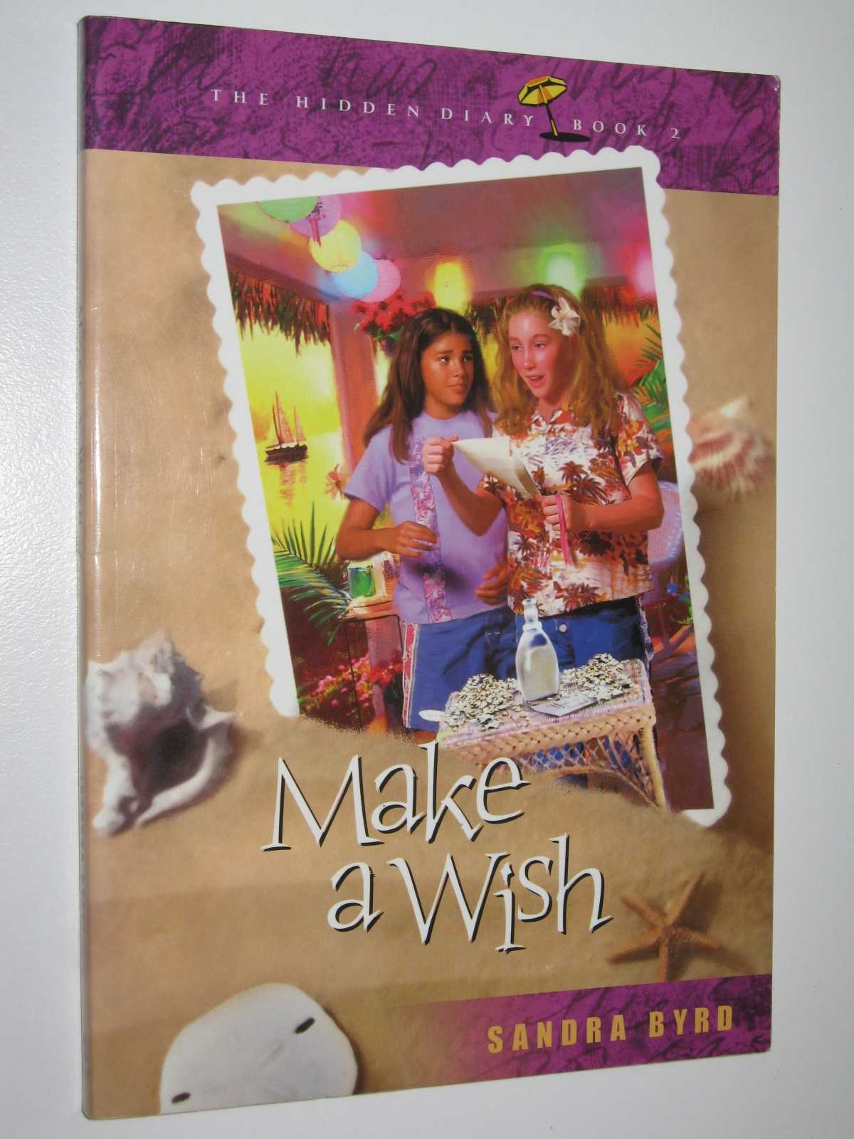 Image for Make a Wish - The Hidden Diary Series #2