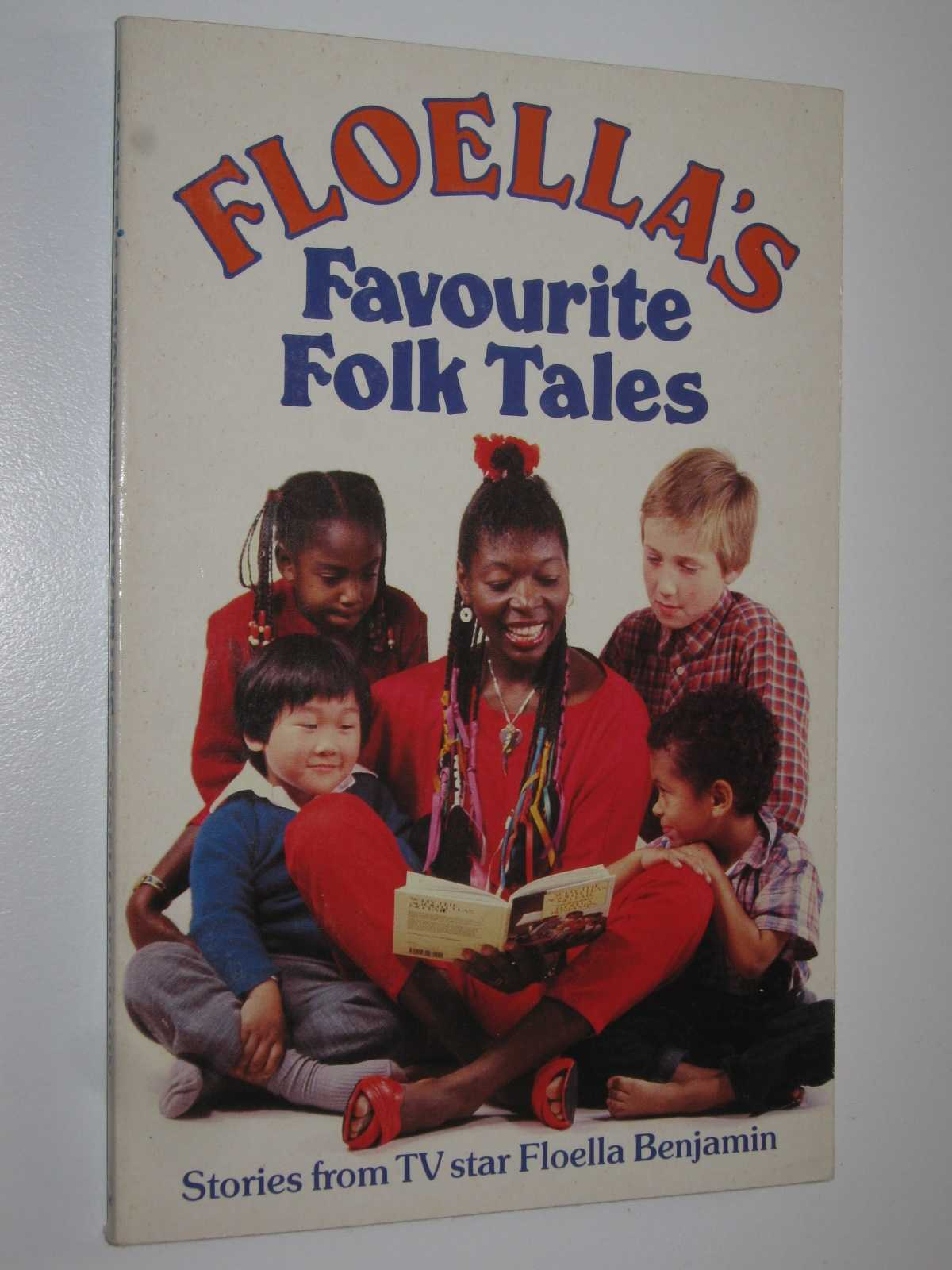 Image for Floella's Favourite Folk Tales