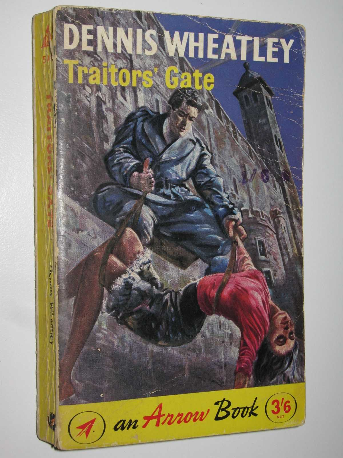 Image for Traitors' Gate - Gregory Sallust Series #9