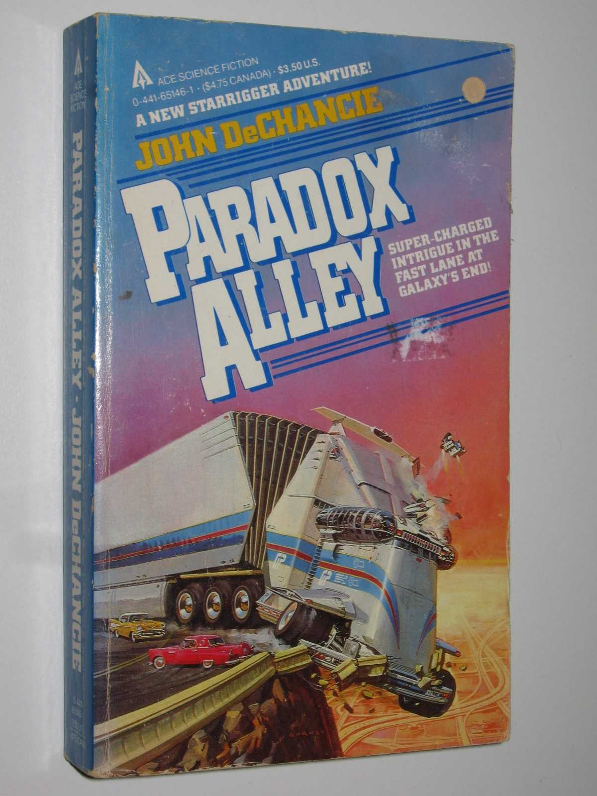 Image for Paradox Alley