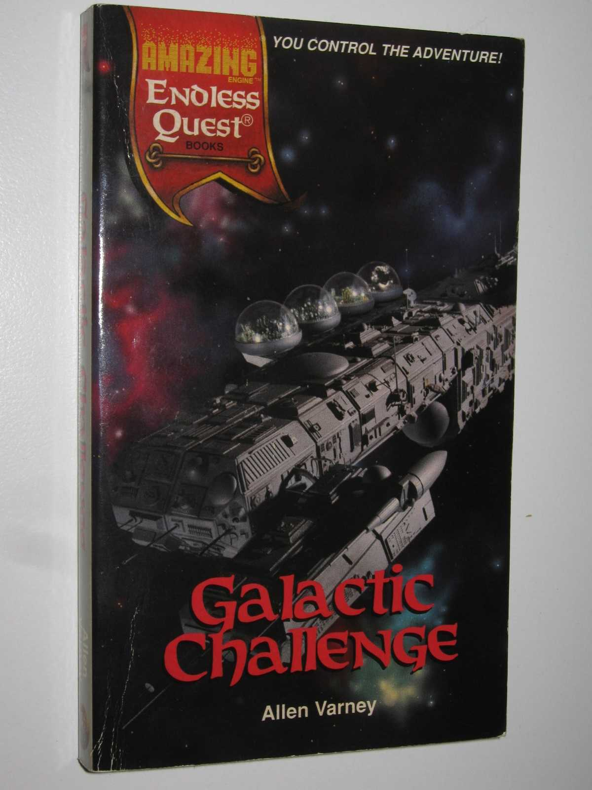 Image for Galactic Challenge - Endless Quest Series