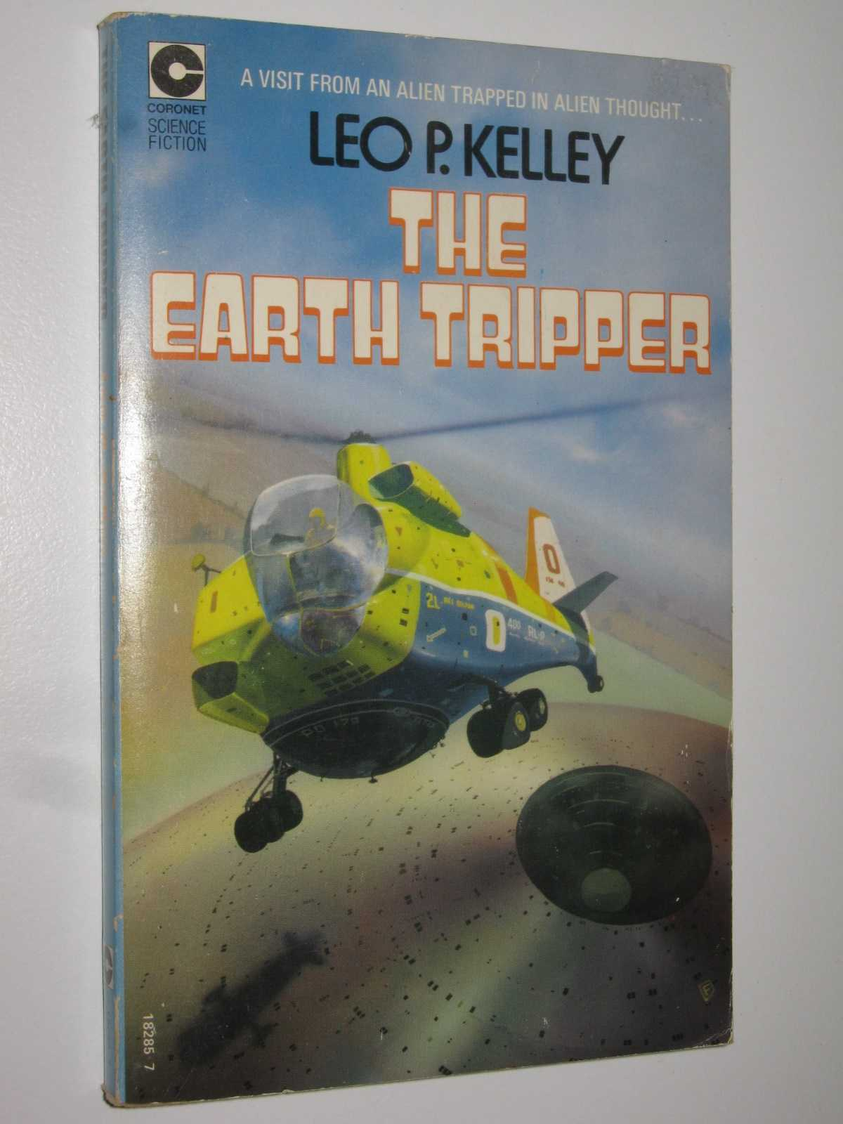 Image for The Earth Tripper