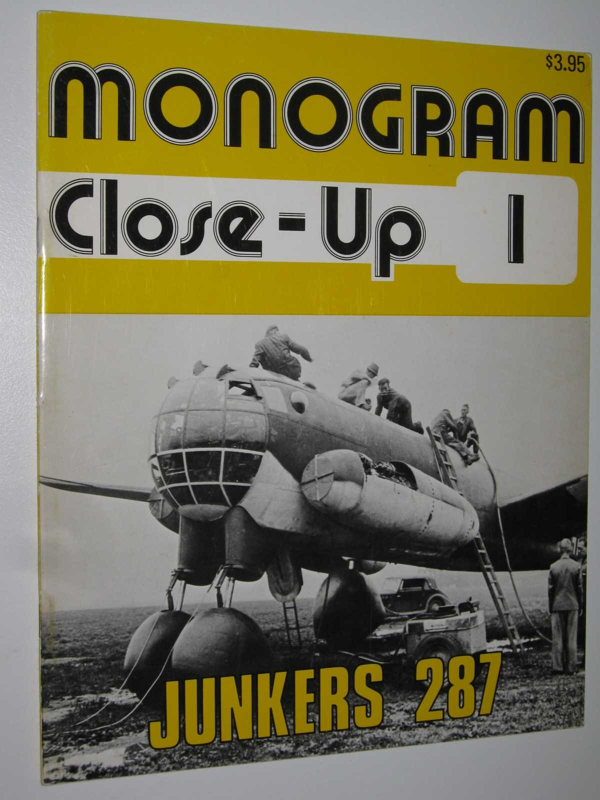 Image for Junkers 287 - Monogram Close-Up Series #1