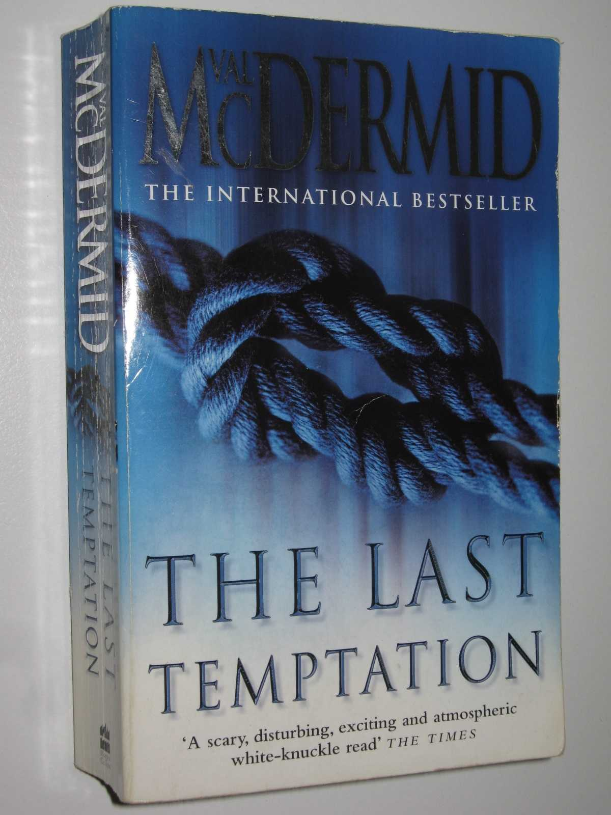 Image for The Last Temptation - Tony Hill and Carol Jordan Series #3