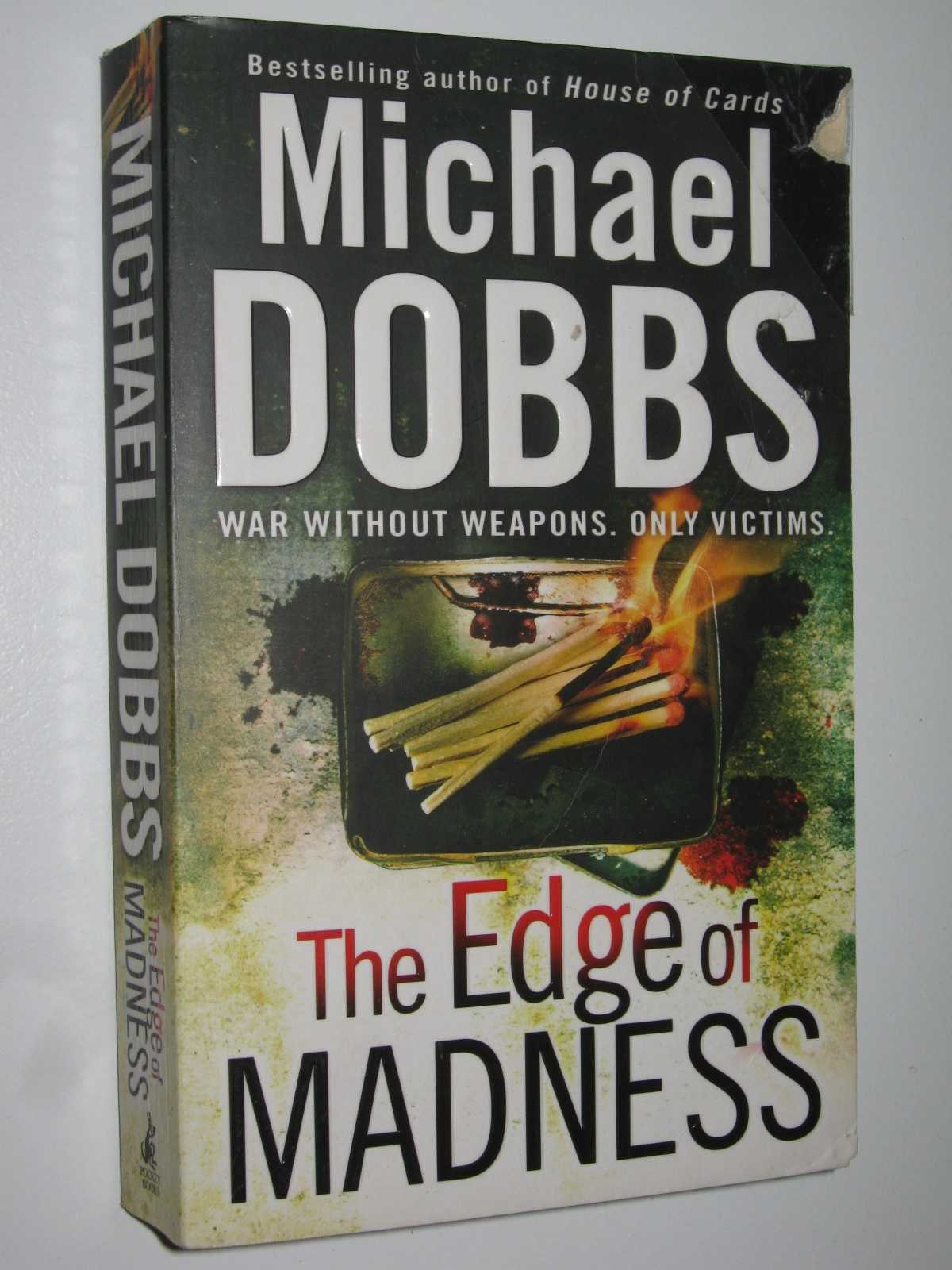 Image for The Edge Of Madness - Harry Jones Series