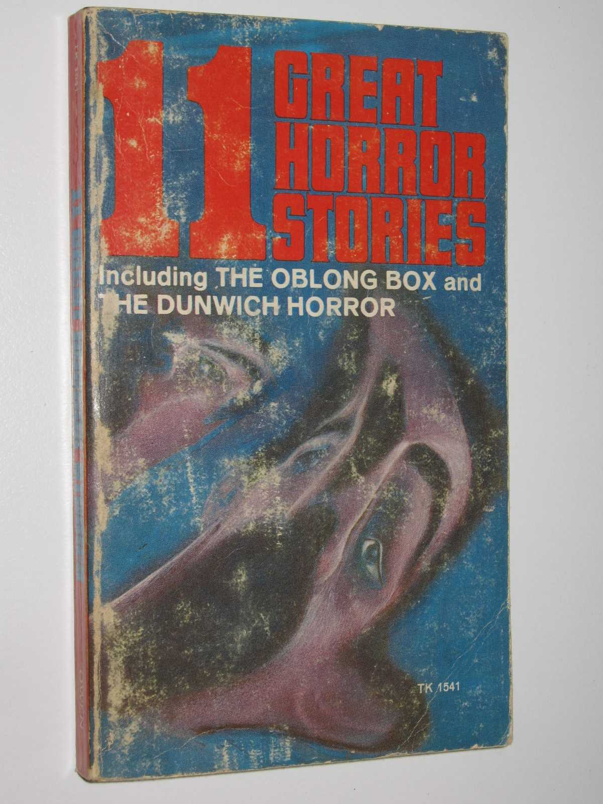 Image for 11 Great Horror Stories