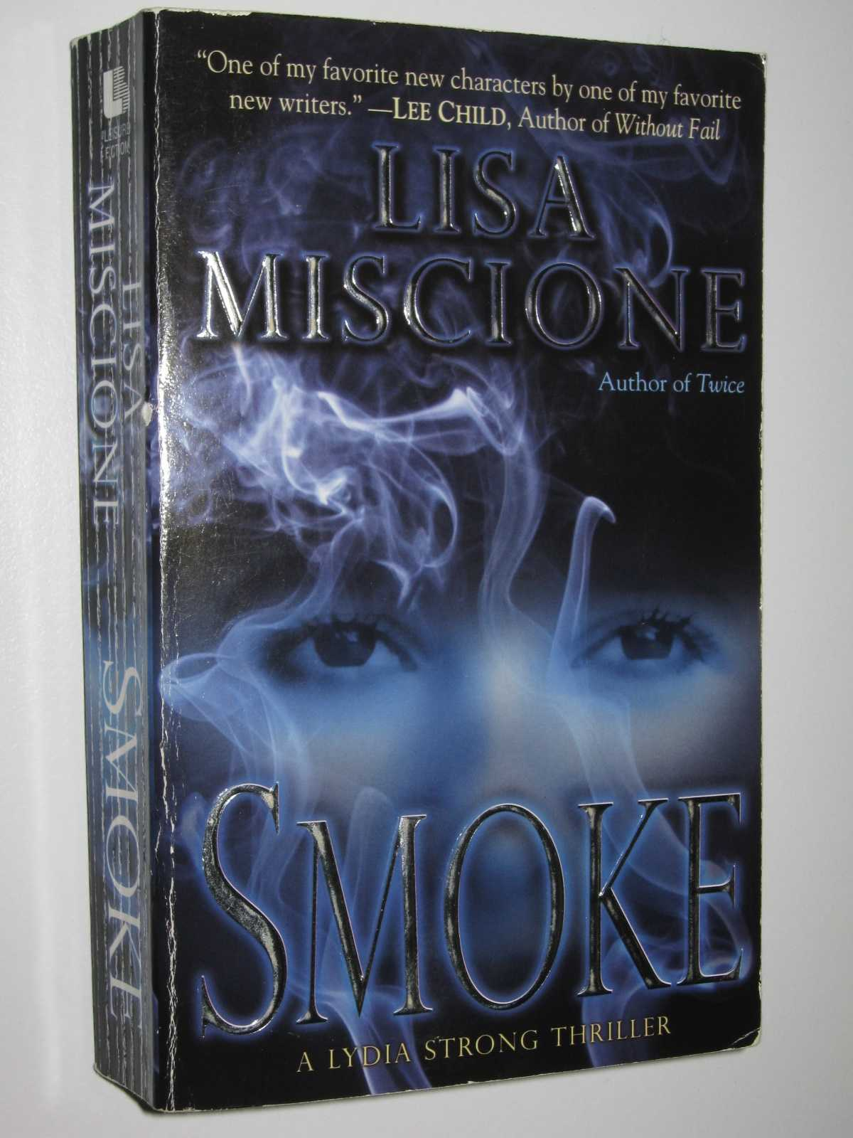 Image for Smoke - Lydia Strong Series