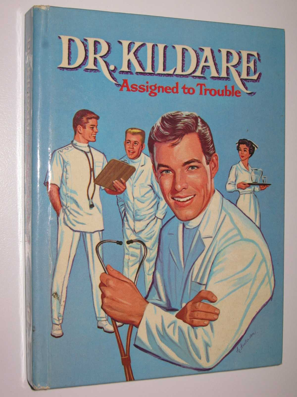 Image for Dr. Kildare: Assigned to Trouble