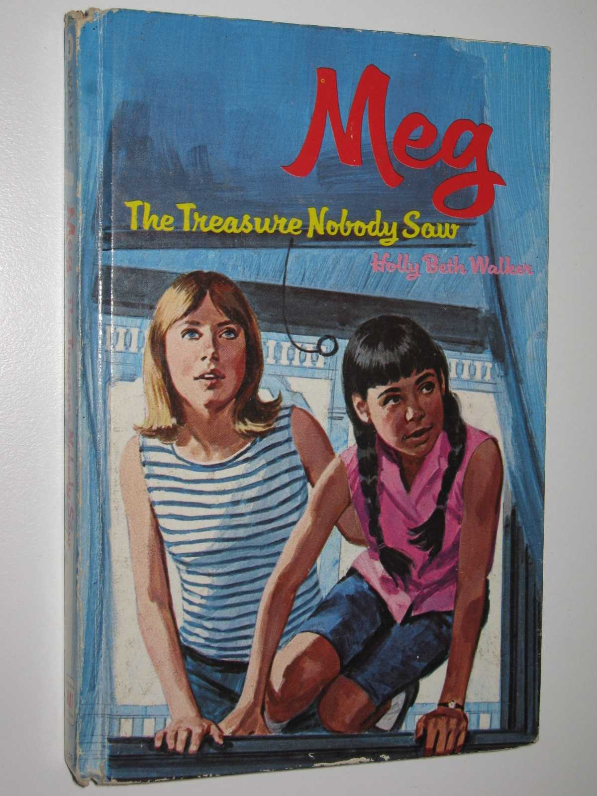 Image for Meg and The Treasure Nobody Saw - Meg Series #3