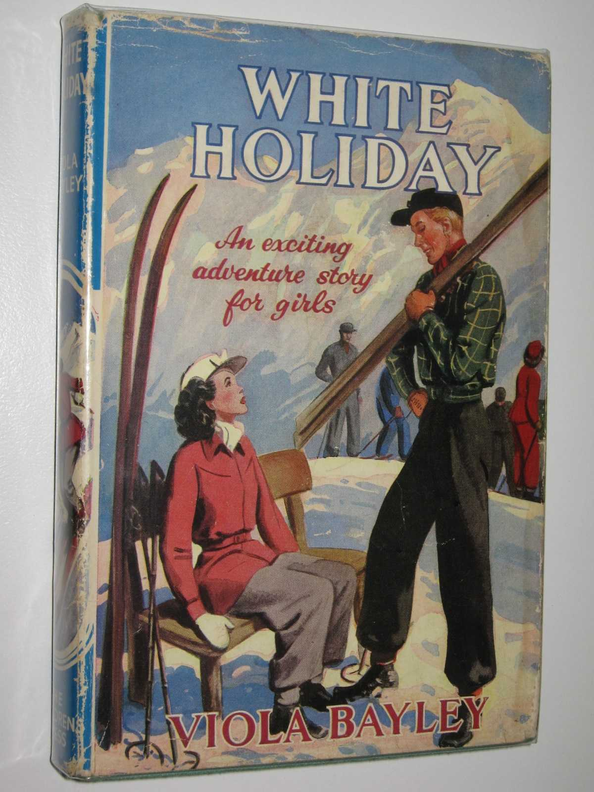 Image for White Holiday