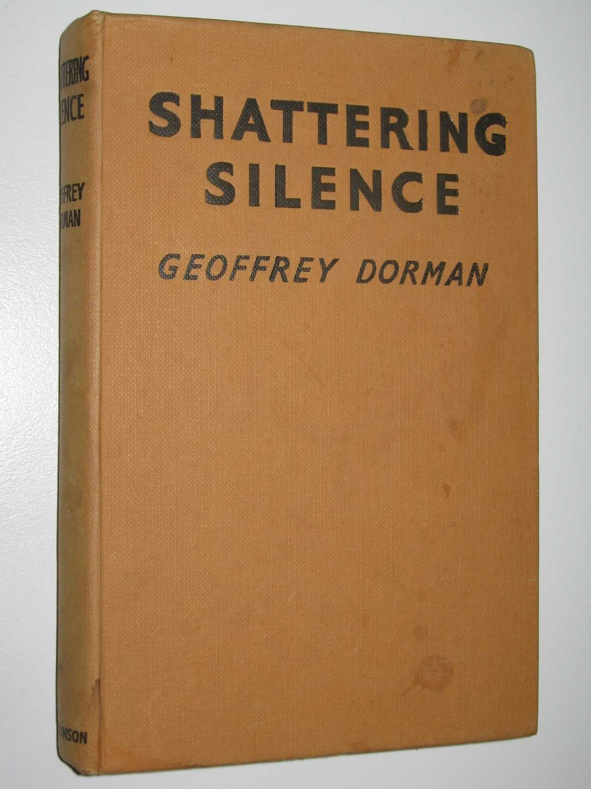 Image for Shattering Silence
