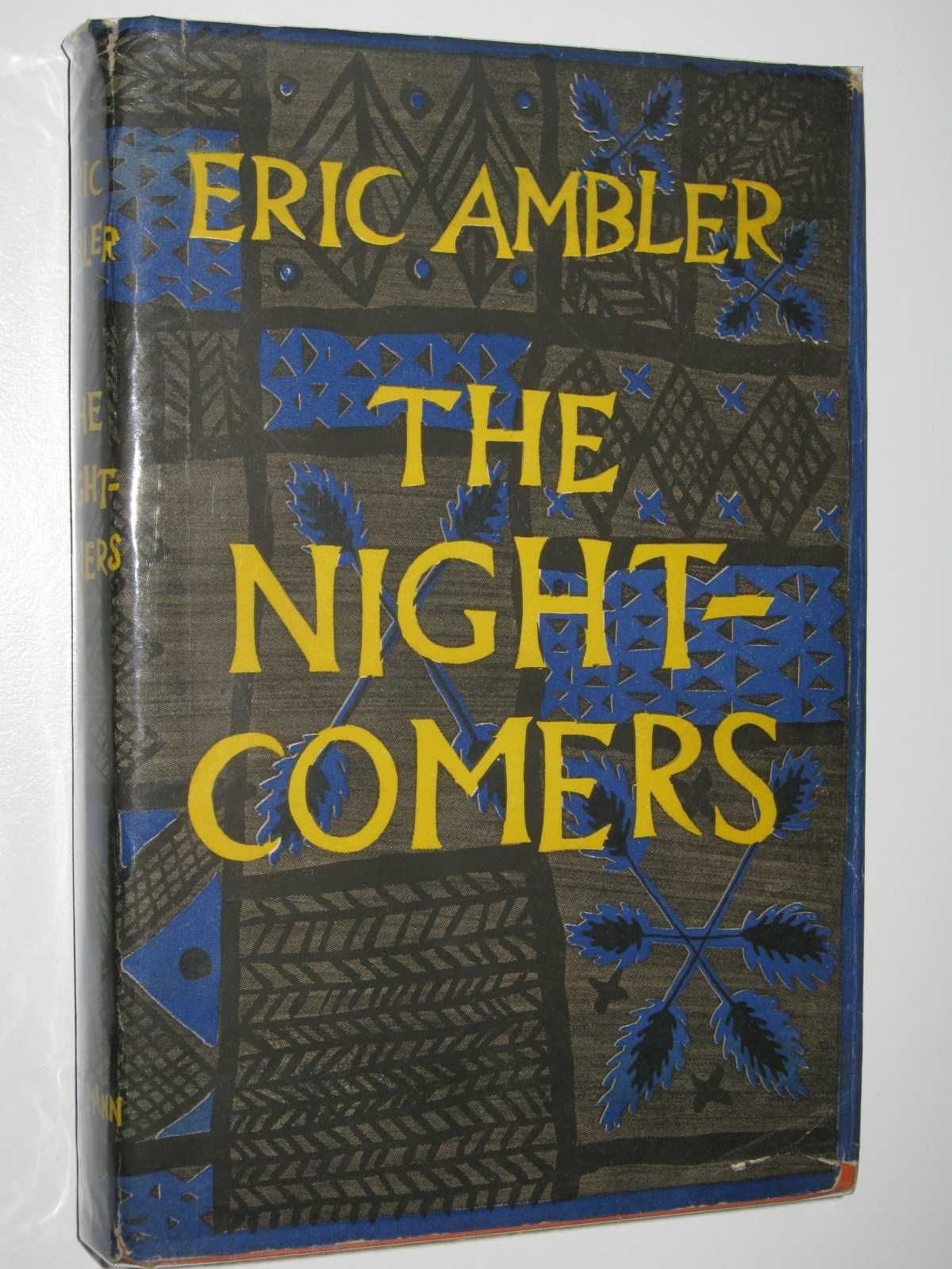 Image for The Night-Comers