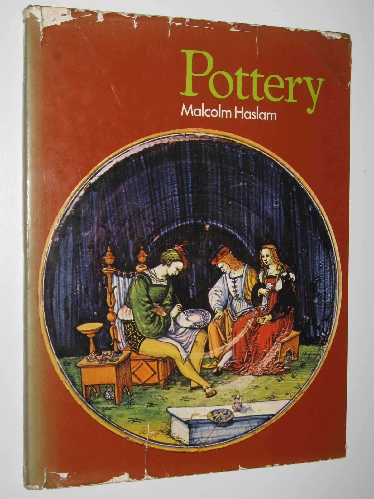Image for Pottery - Connoisseur's Library Series