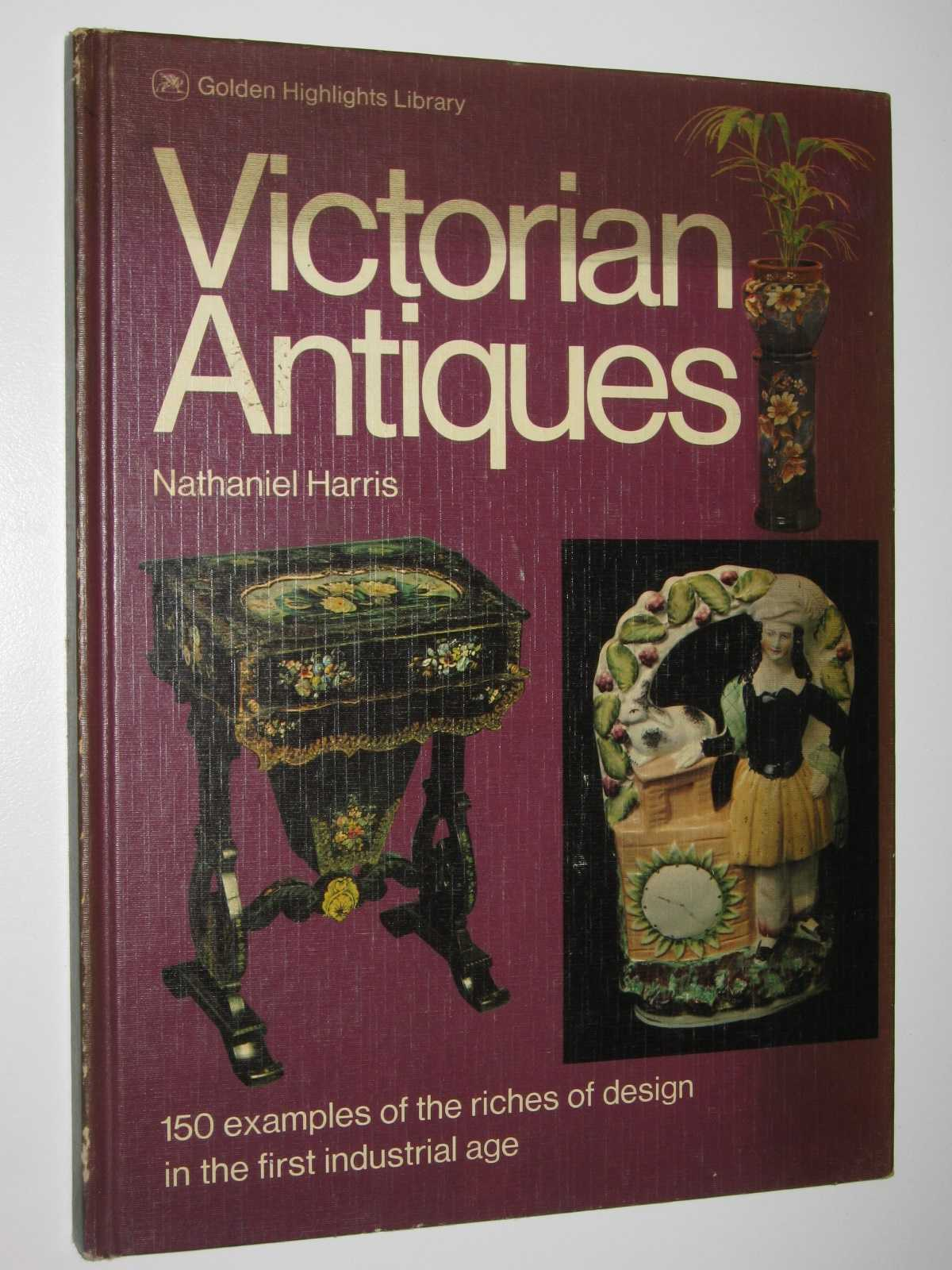 Image for Victorian Antiques - Golden Highlights Library