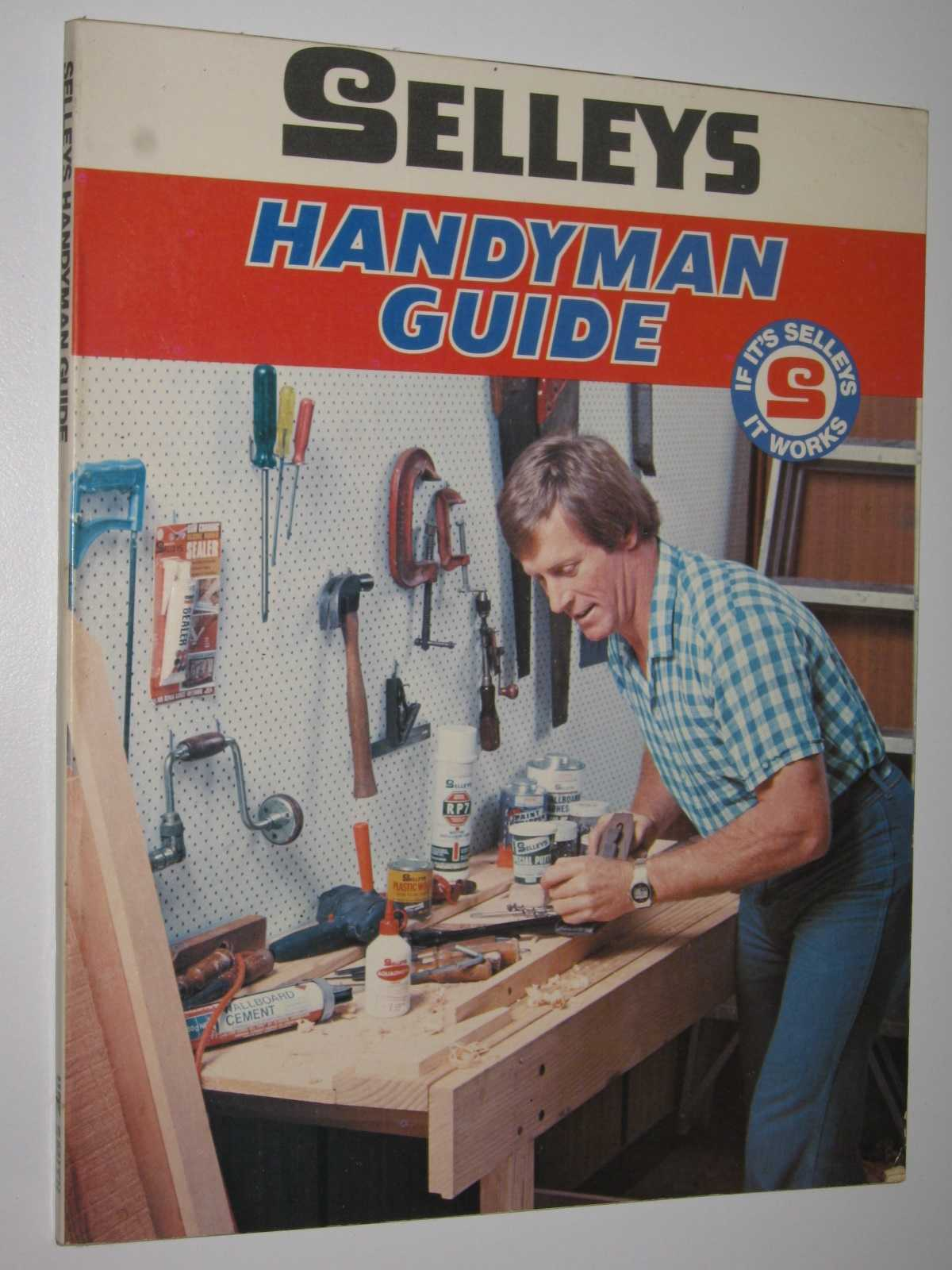 Image for Selleys Handyman Guide