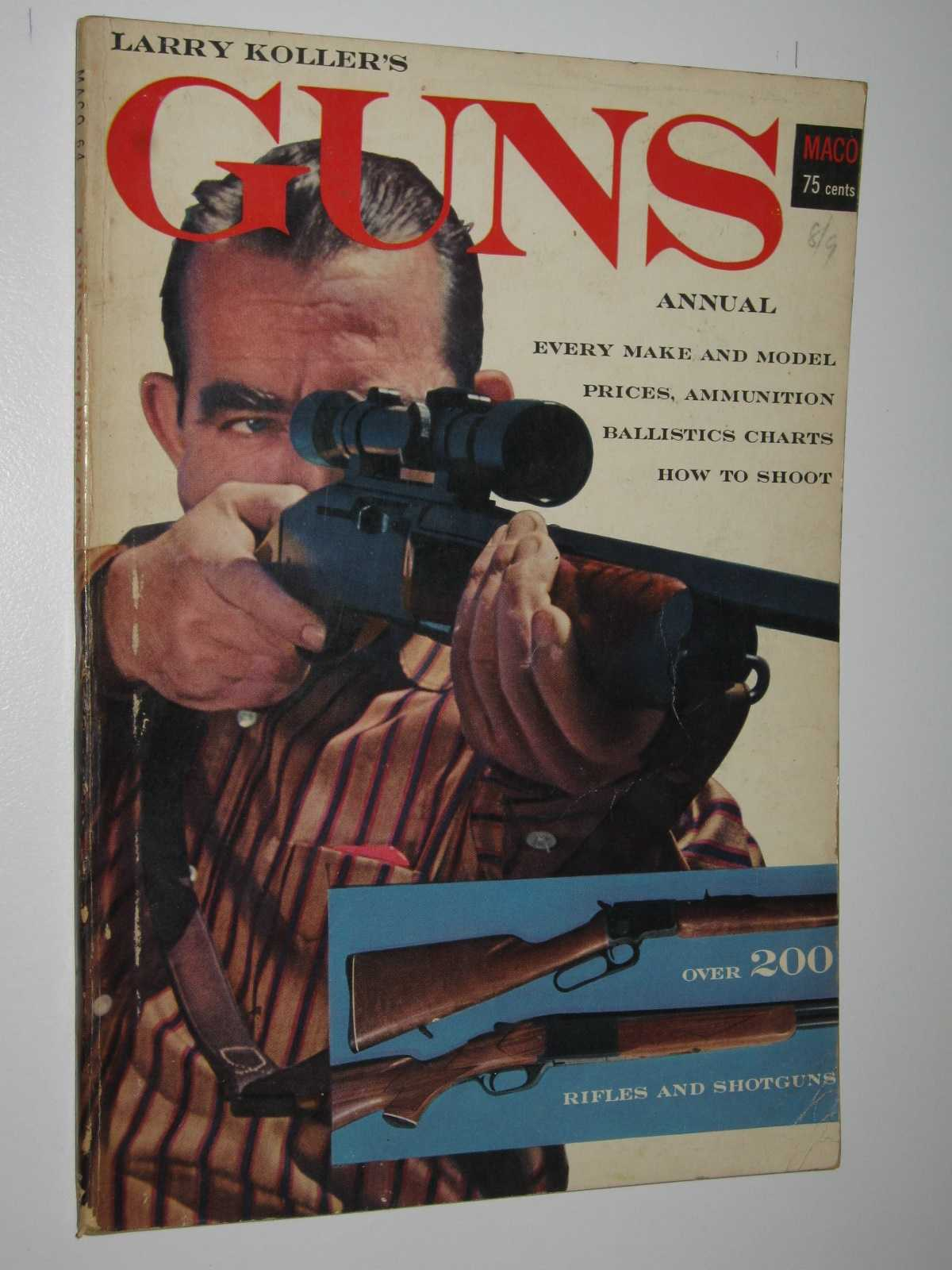 Image for Larry Koller's Guns Annual