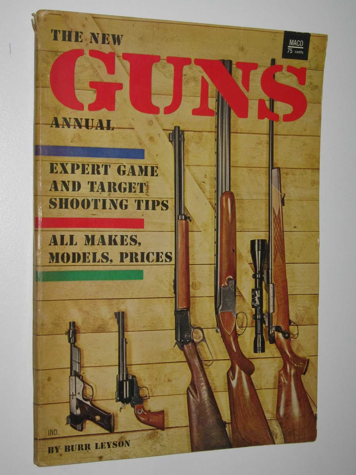 Image for The New Guns Annual