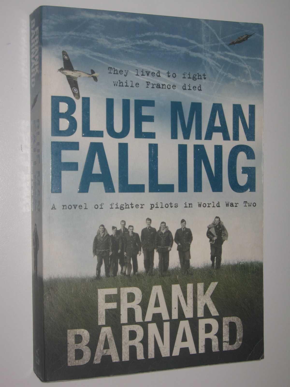 Image for Blue Man Falling