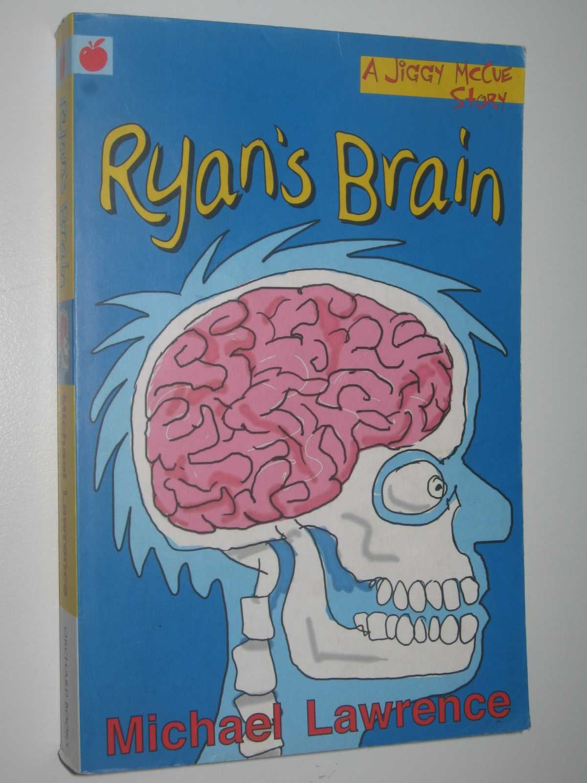 Image for Ryan's Brain - Jiggy McCue Series #8