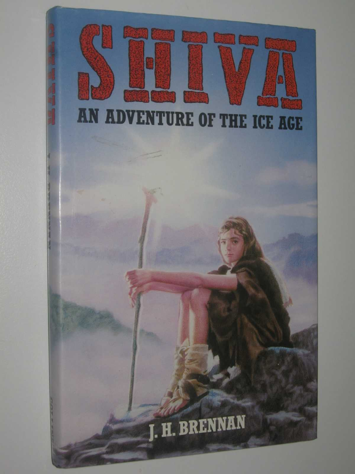 Image for Shiva : An Adventure of the Ice Age
