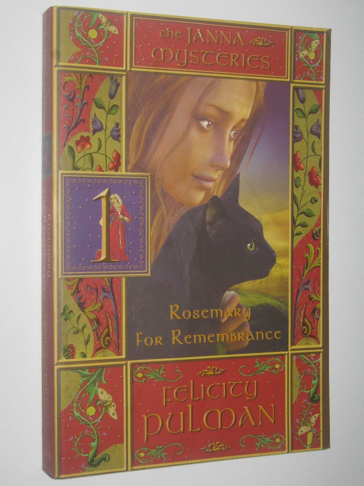 Image for Rosemary For Remembrance - The Janna Mysteries Series #1
