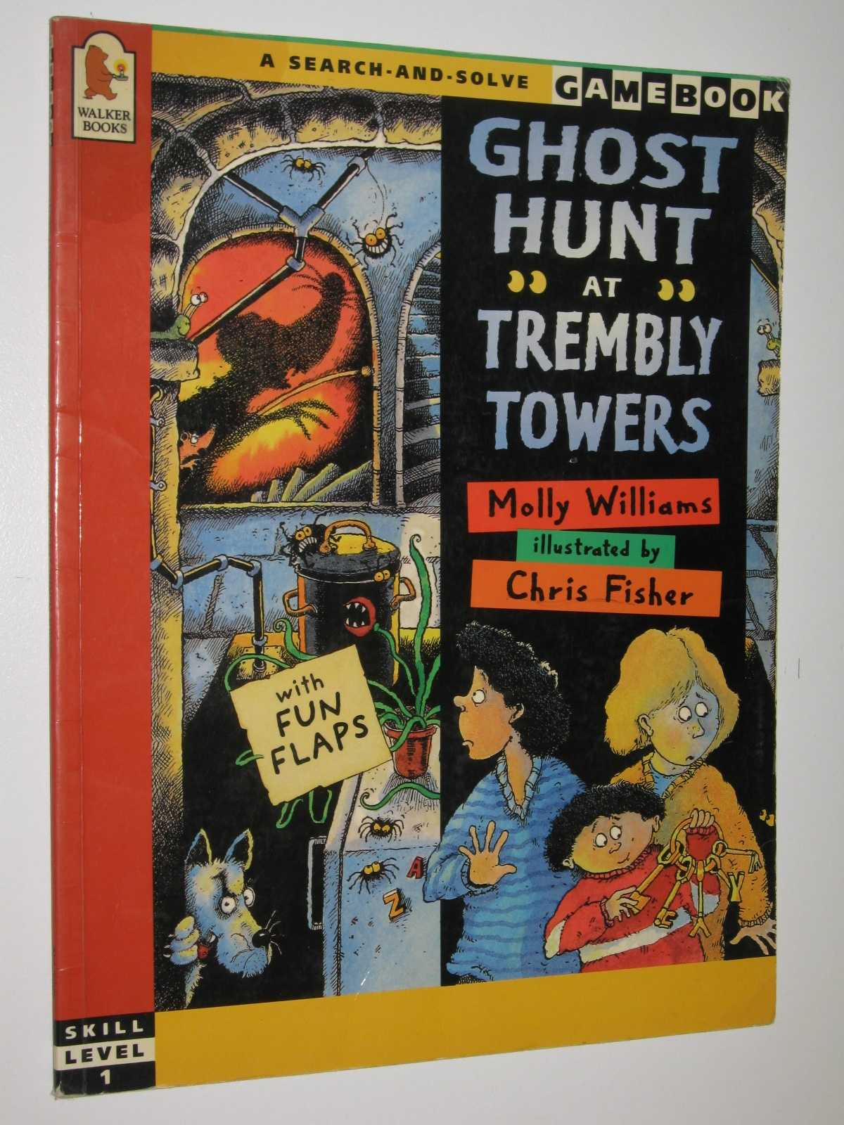 Image for Ghost Hunt at Trembly Towers : Skill Level 1
