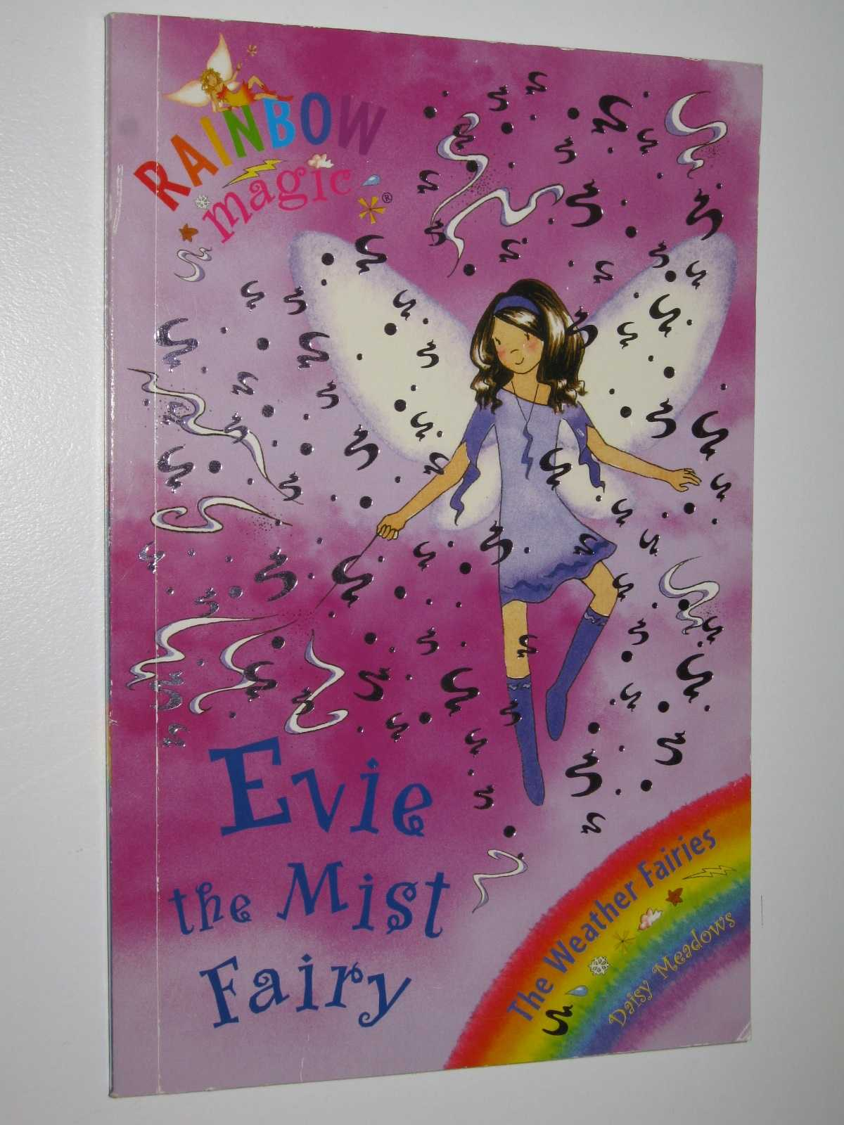 Image for Evie the Mist Fairy - Rainbow Magic Series #12