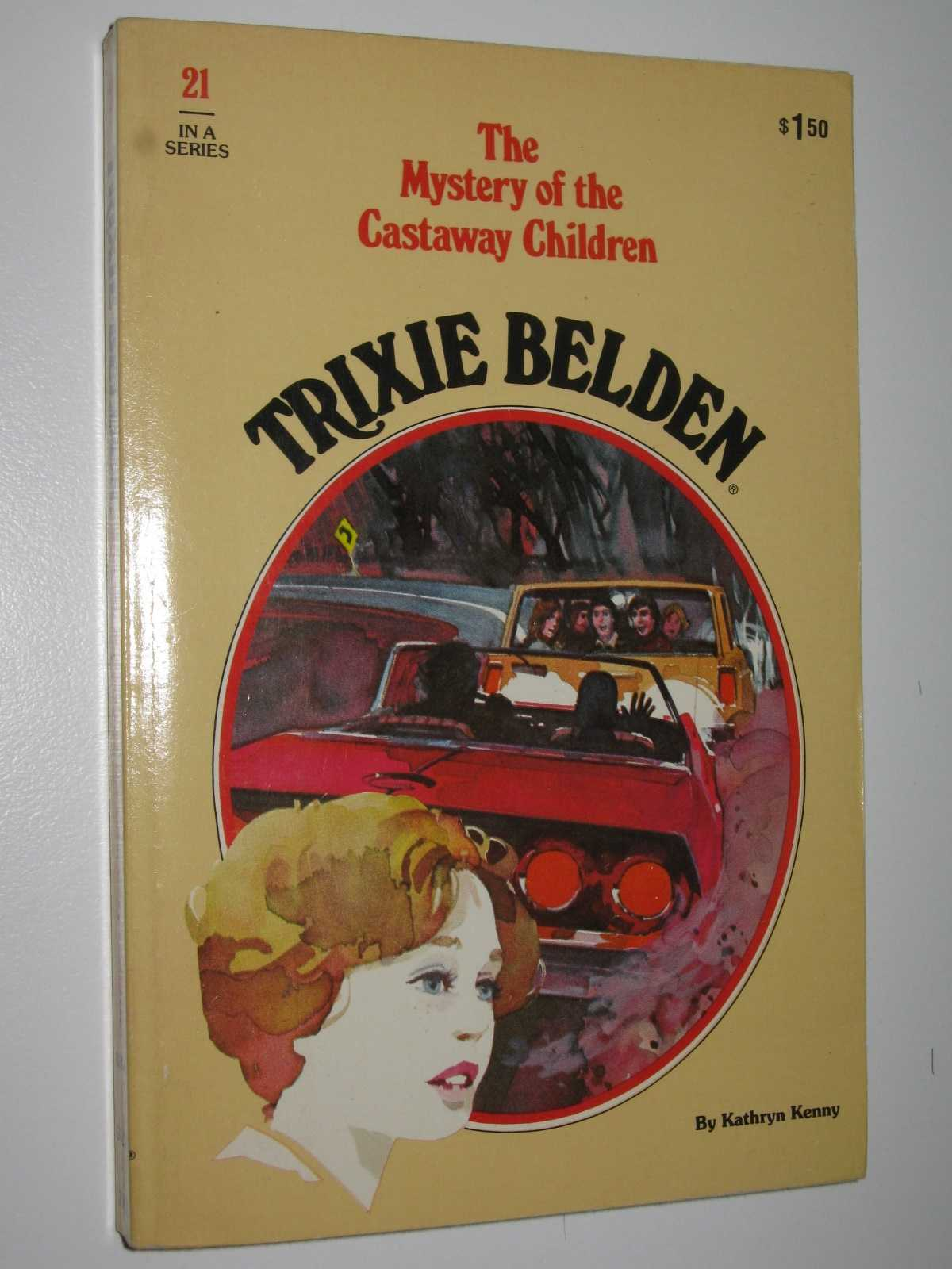 Image for The Mystery of the Castaway Children - Trixie Belden Series #21