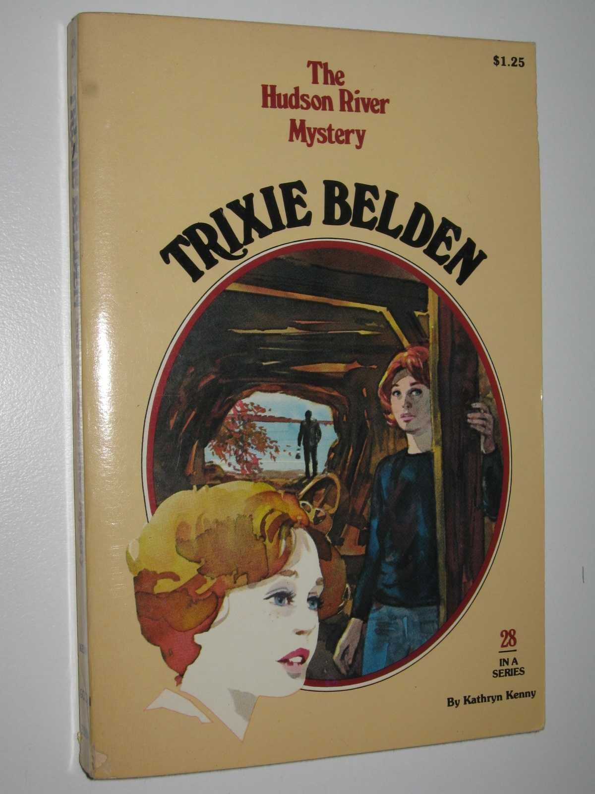 Image for The Hudson River Mystery - Trixie Belden Series #28