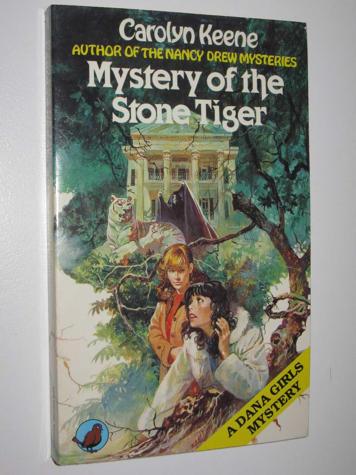 Image for Mystery of the Stone Tiger - Dana Girls Mystery #1