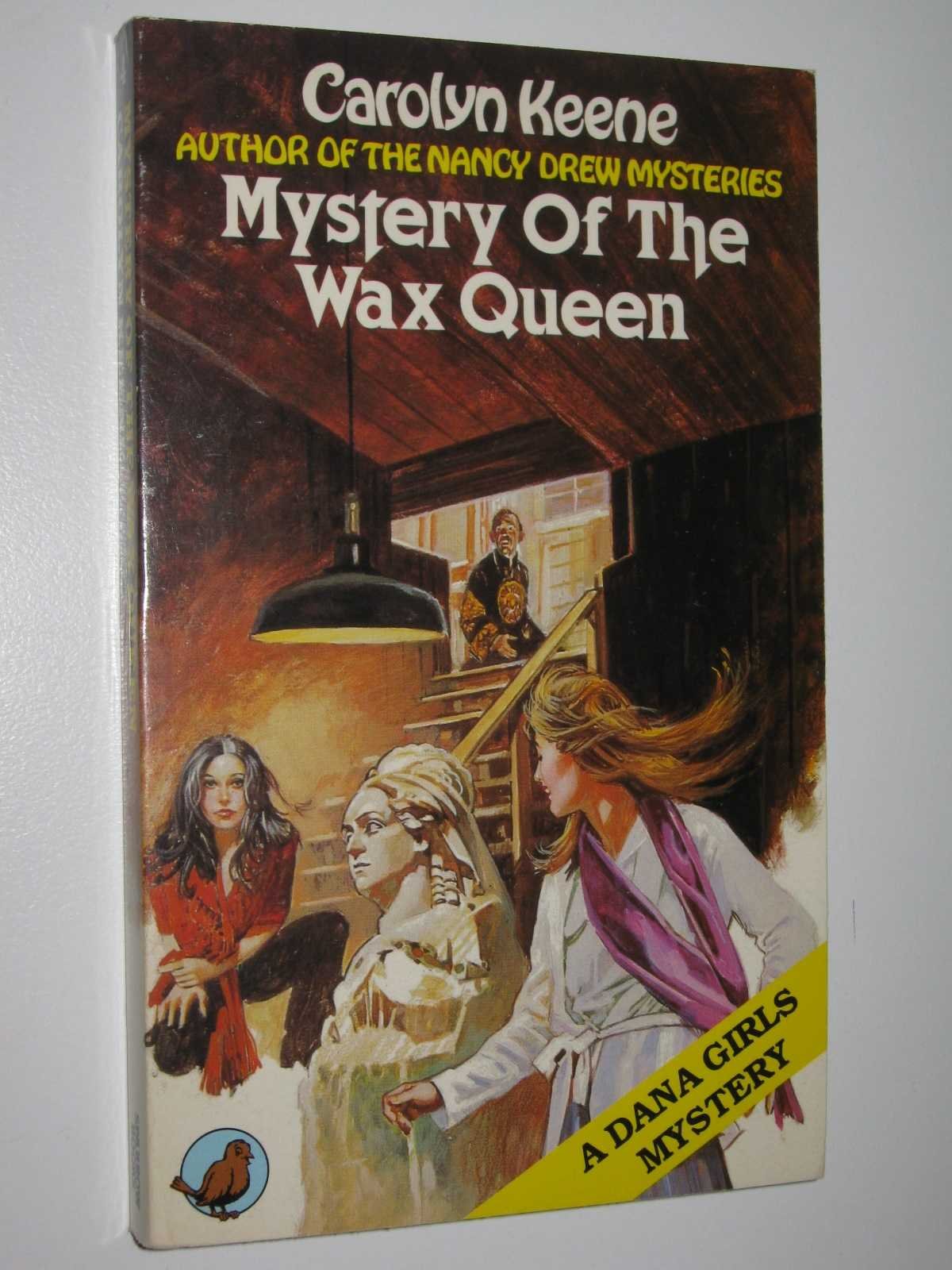 Image for Mystery of the Wax Queen - Dana Girls Mystery #3
