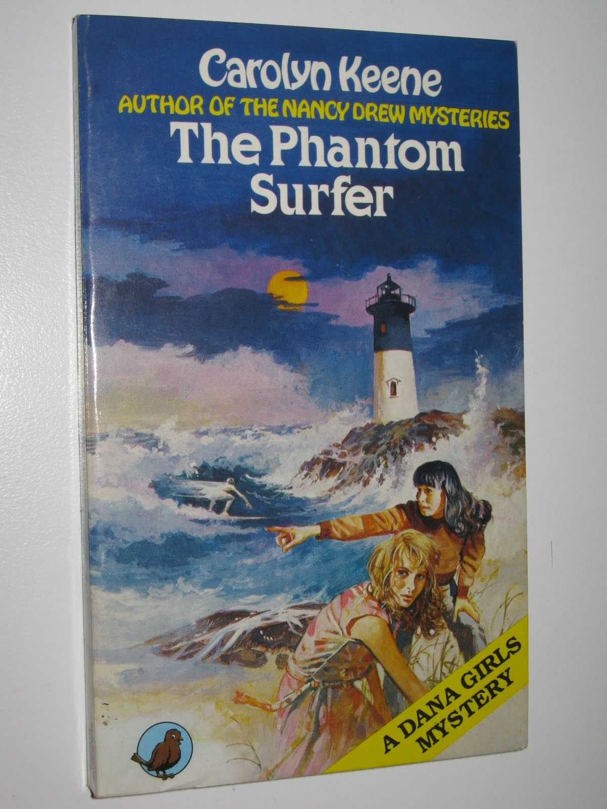 Image for The Phantom Surfer - Dana Girls Mystery #6