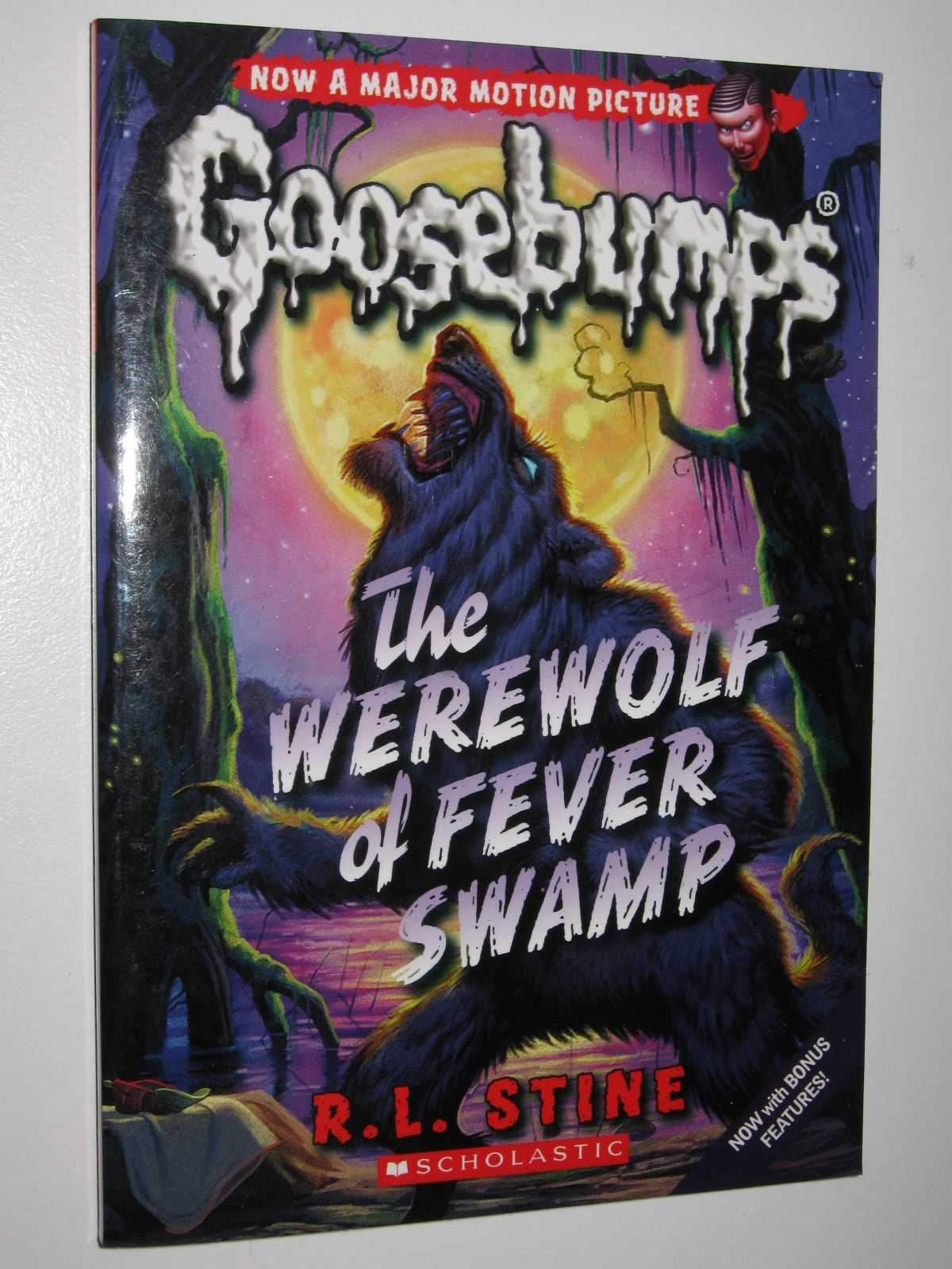 Image for The Werewolf Of Fever Swamp - Goosebumps Series
