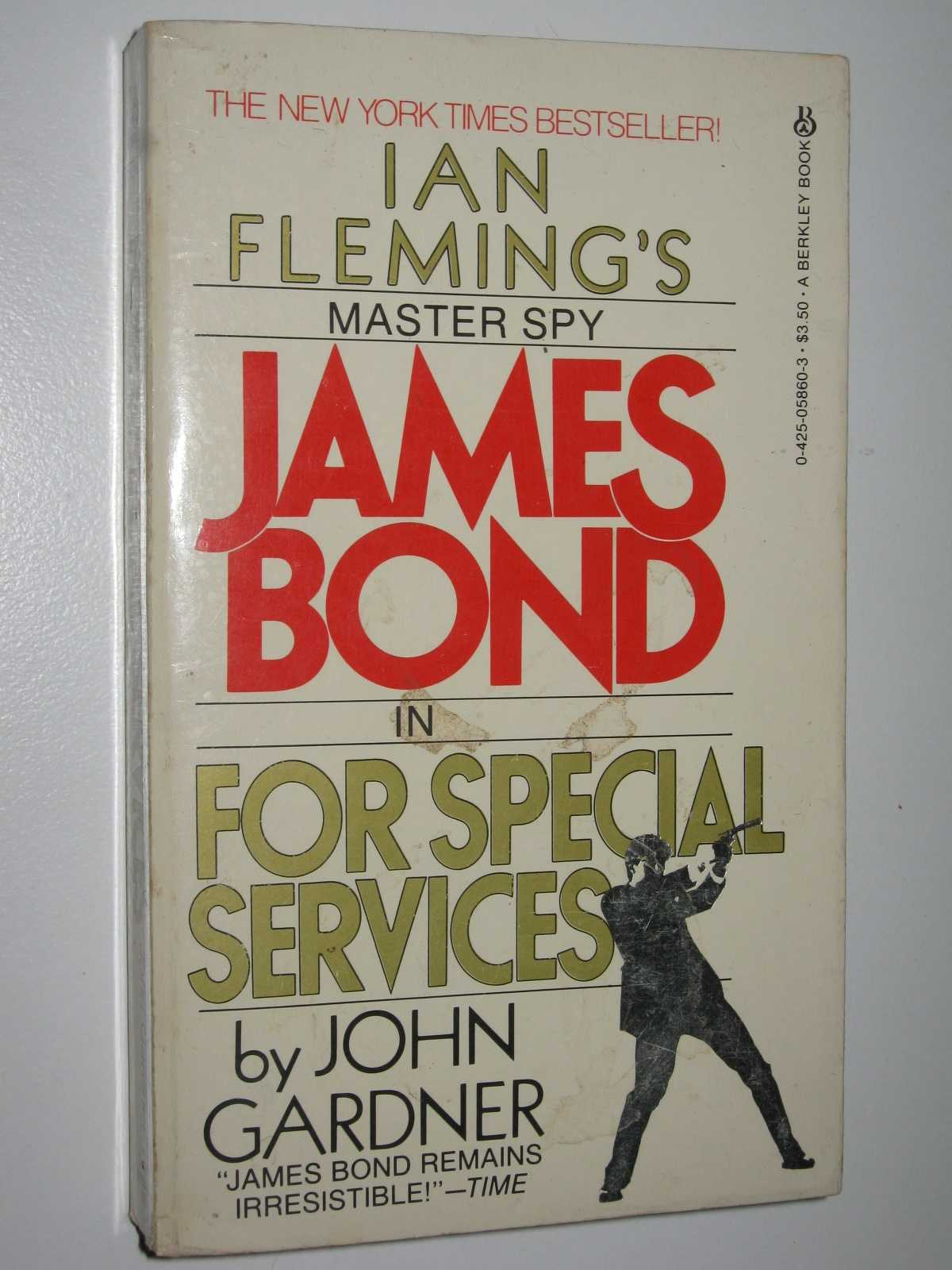 Image for For Special Services - James Bond 007 Series