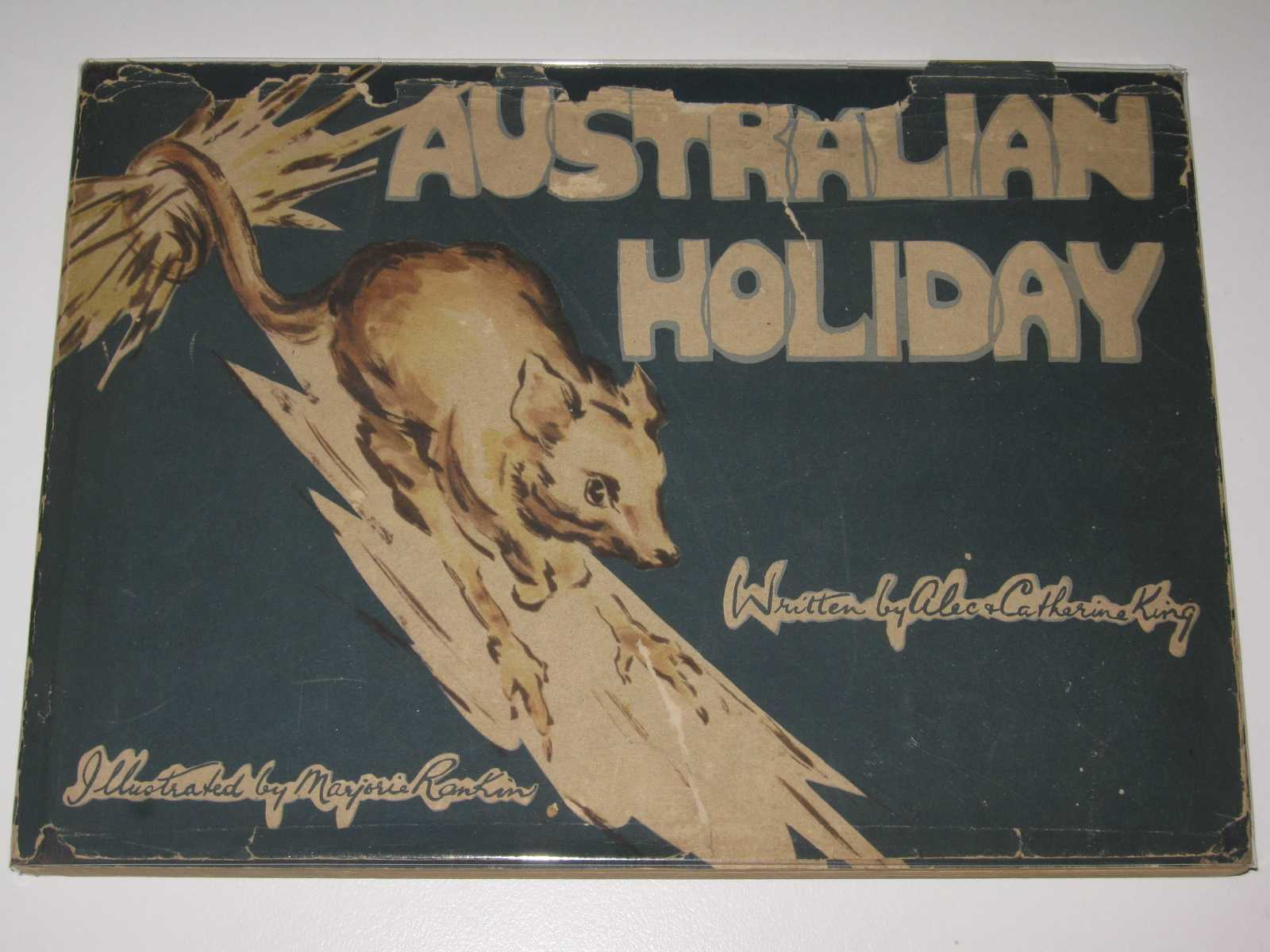 Image for Australian Holiday