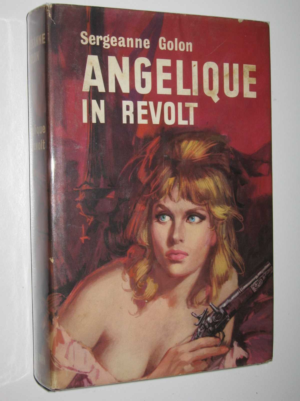 Image for Angelique in Revolt - Angelique Series #5