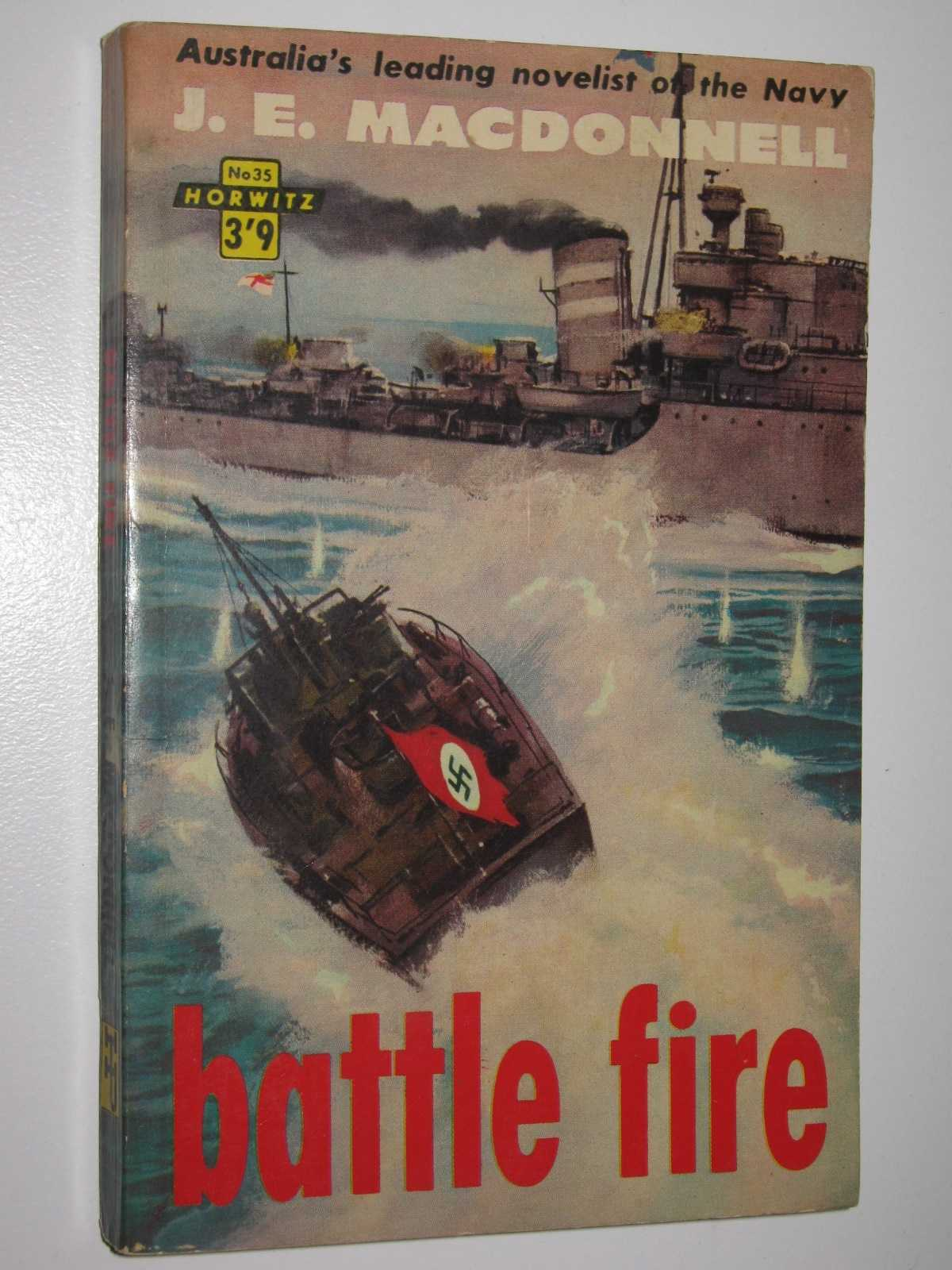 Image for Battle Fire